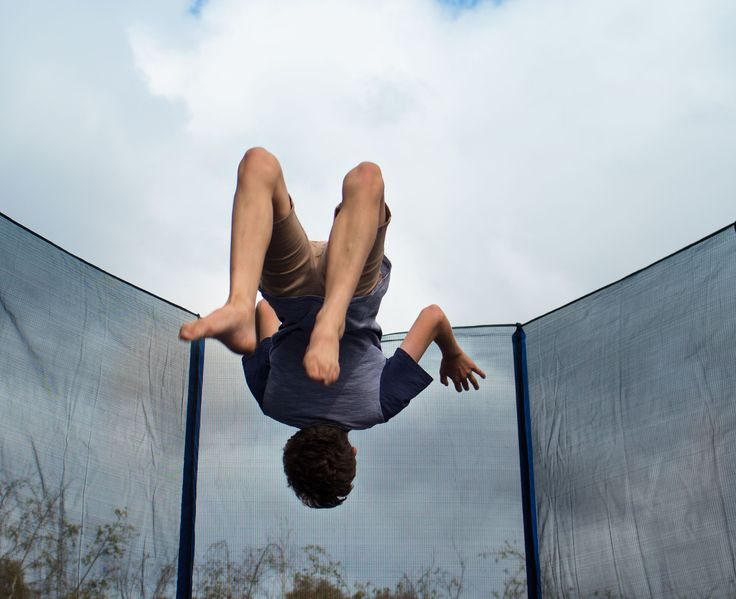 Some of the amazing tricks you can do on trampolines!!!