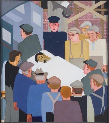 'Het arbeidsongeval' (1930)