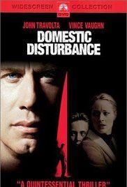 Domestic Disturbance Poster