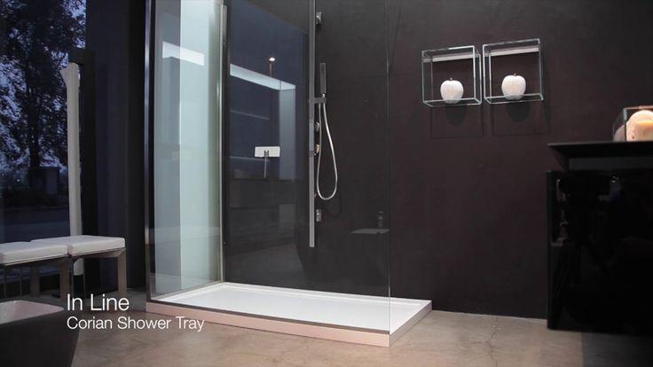 Rifra Line Corian ShowerTray