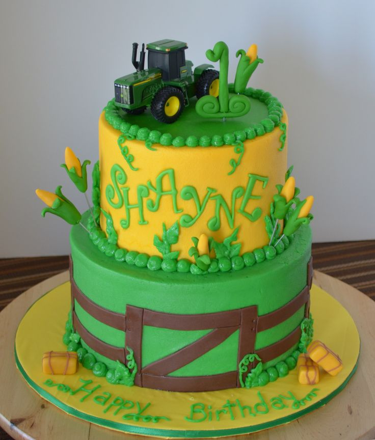 141 best Cakes Tractors and Barnyards images on Pinterest Cakes