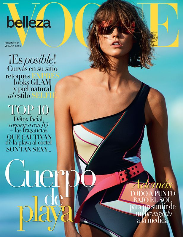 Vogue México y Latinoamérica te consienten, descubre nuestra portada del especial de #Belleza con @KarlieKloss.