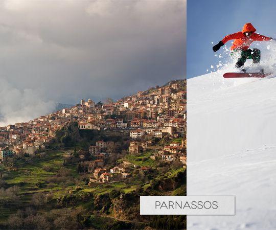 Parnassos, Greece