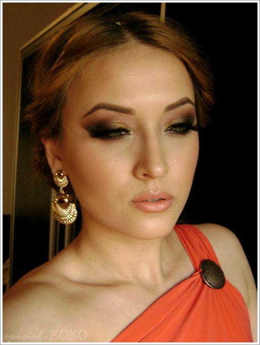 Special Koko - Make-up, beauty & fashion!: Greek Goddess - Make-up & Outfit