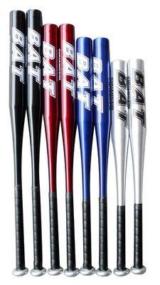 """4 colori In lega di Alluminio mazza da baseball softball 20 """"25"""" 28 """"30"""" 32 """"34"""" pollici"""