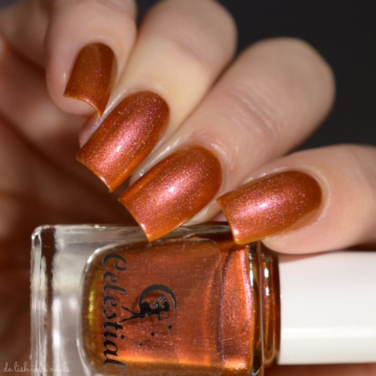 Celestial March Releases – De-Lish-ious Nails - Walk Of Shame