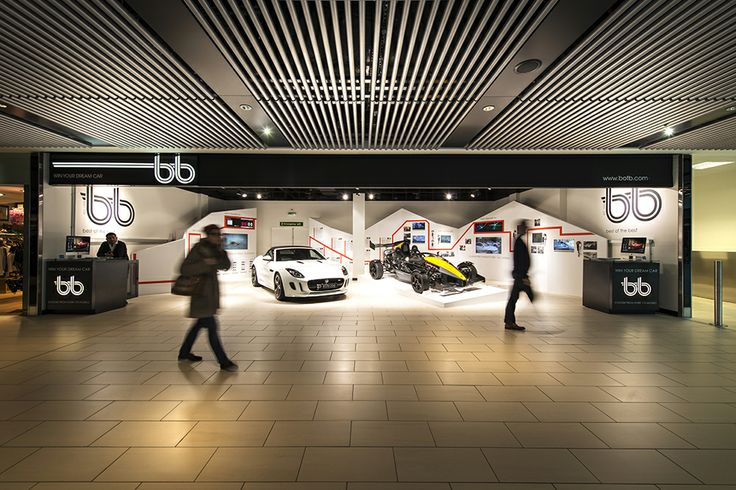 Best of the Best | Gatwick Airport by Millington Associates | #dutyfree #travelretail #vm