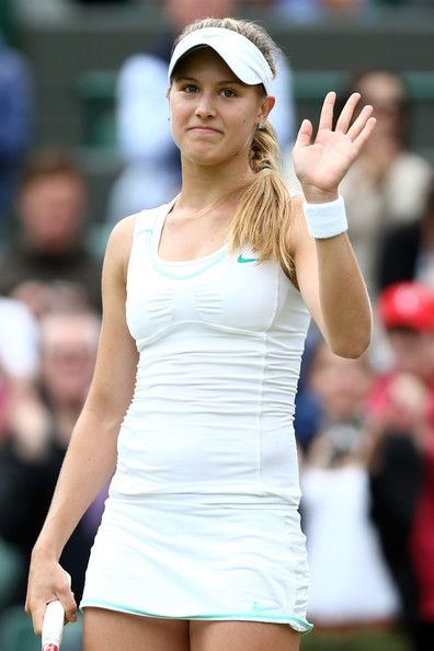 Eugenie Bouchard - The Championships - Wimbledon 2012: Day Twelve
