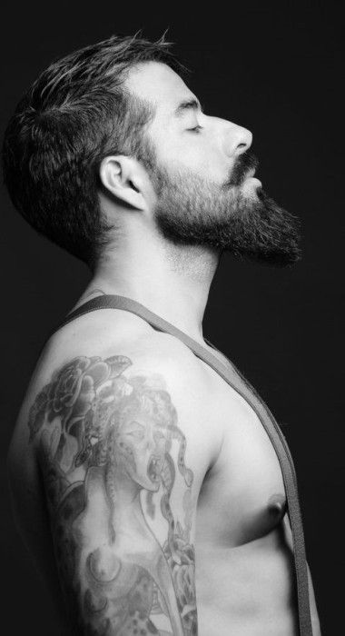 Bald And Bearded | Beard Pictures | Pictures of Beards | Beard Images