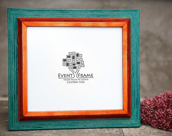 16x16 14x14 12x12 Etsy In 2020 Frame Mirrored Picture Frames Custom Framing