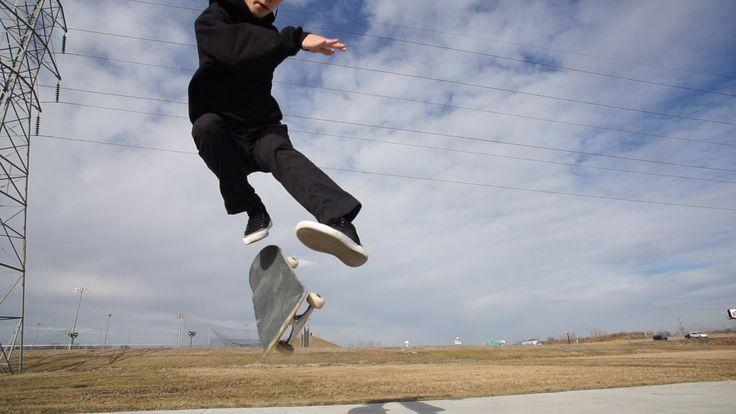 Skateology: Caballerial kickflip