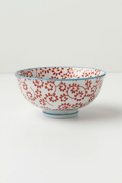 Anthropologie Inside Out Bowls