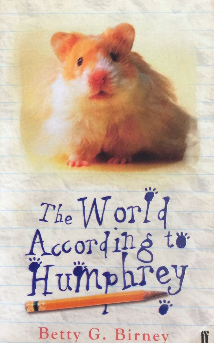 38 best one book programs images on pinterest baby books children the world according to humphrey by betty g birney paperback shand fandeluxe Gallery