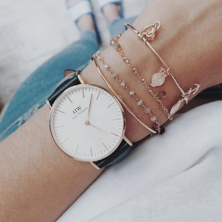favorite armcandy from DW