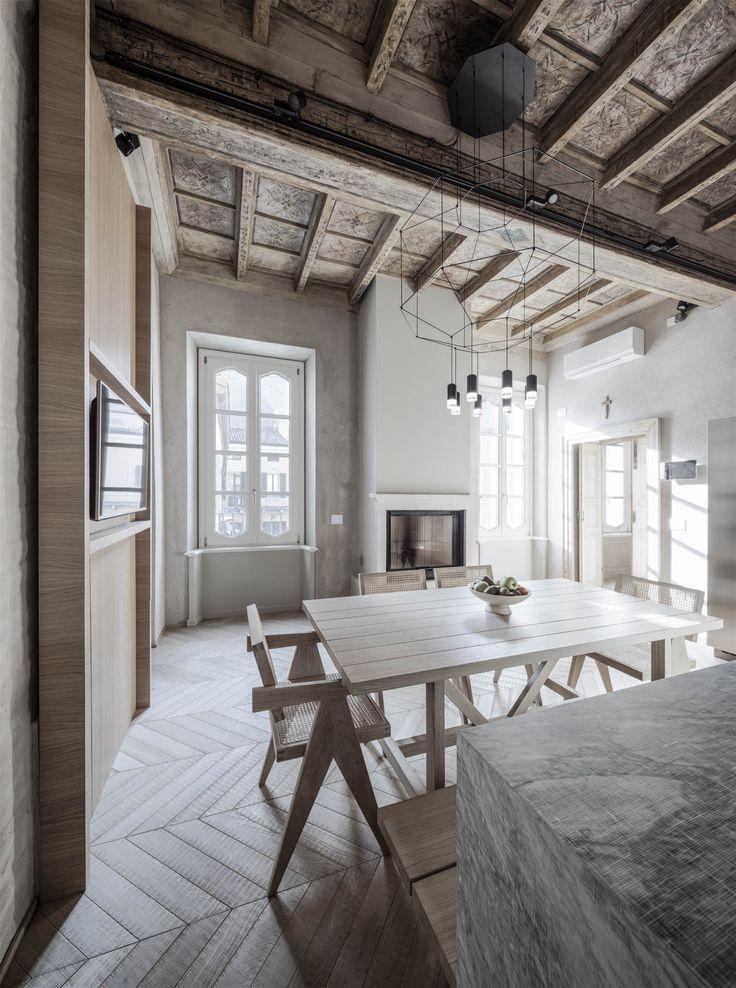 archiplan studio / appartamento r-j, mantova
