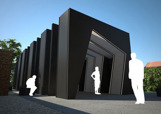 temporary pavilion - Google Search