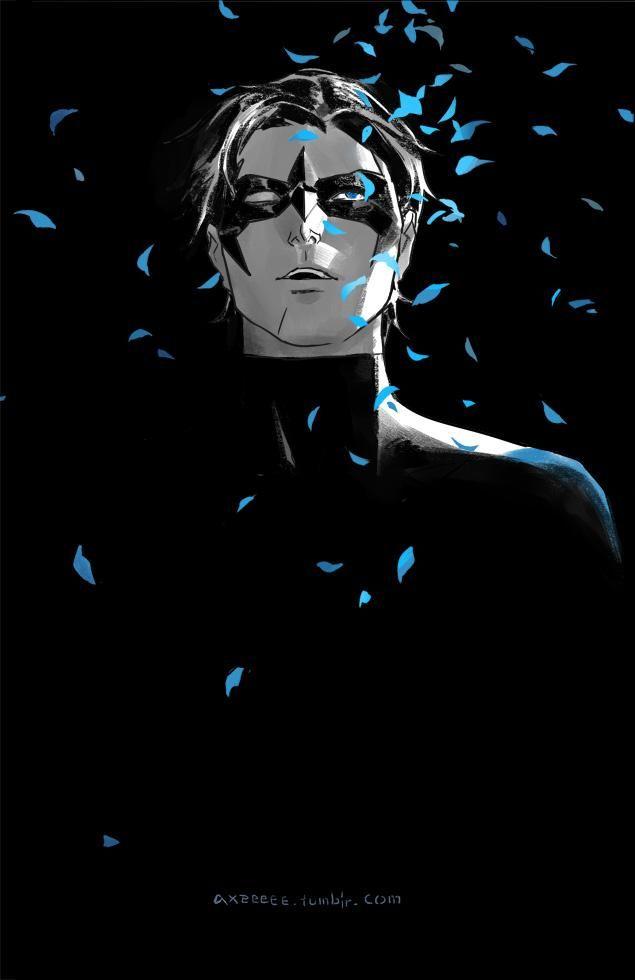 Nightwing by Dan Lanh