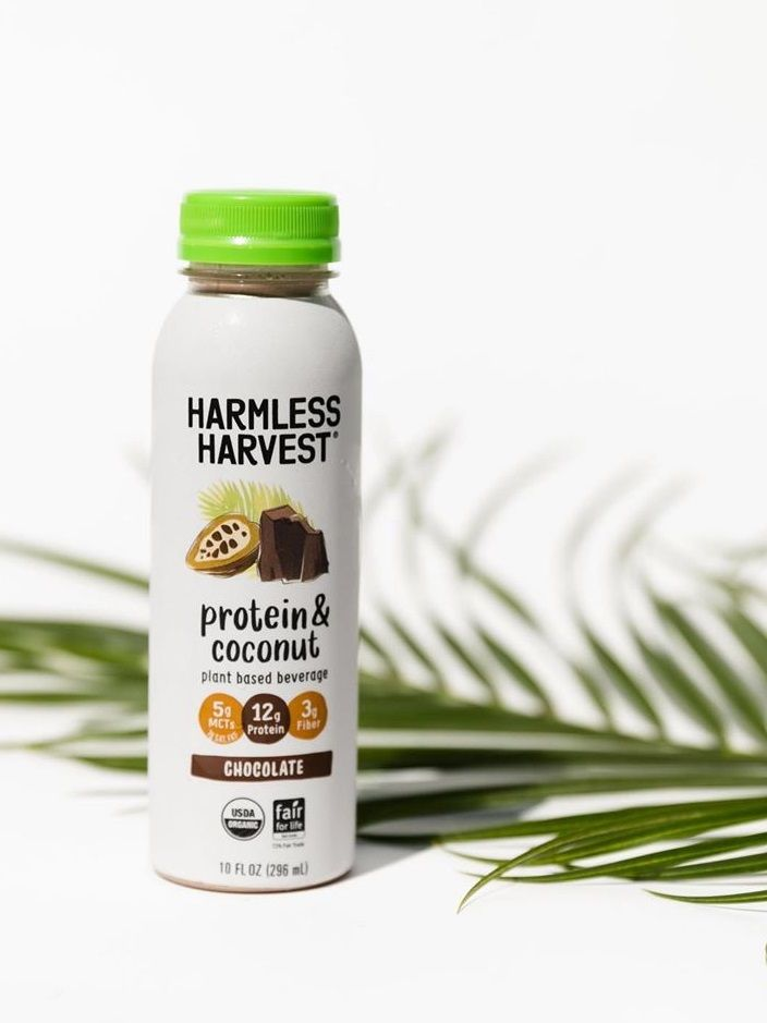 Harmless Harvest Protein Coconut Plant Based Beverages Reviews
