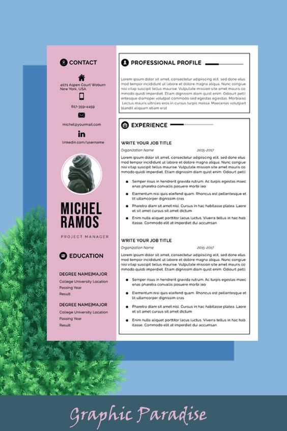 modern resume templates free