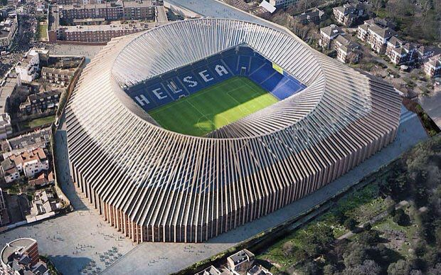 New Stamford Bridge?!?! ~ Chelsea FC