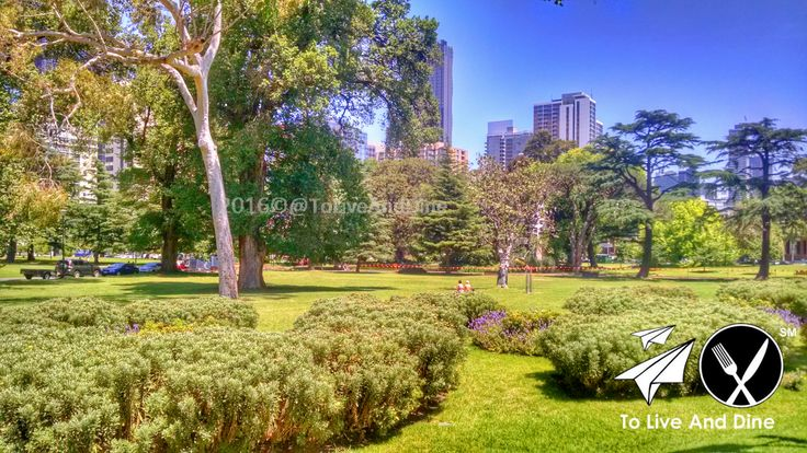 Carlton Gardens & Relaxation #ToLiveAndDine #Foodie #Comedy #Travel #Wanderlust