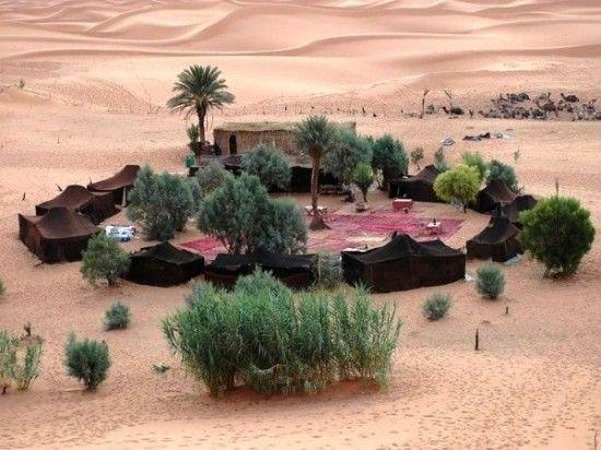 Bedouin Tents | Authentic morocco travelite
