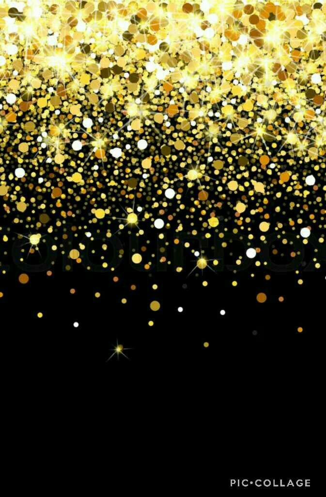 Pin By Savannah On Wallpapers Celestial Wallpaper Celestial Bodies Gold black white wallpaper confetti
