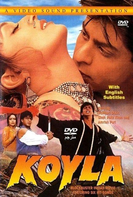 Koyla (1997) Hindi BluRay 720p 1.2GB x264 Release Date: 7 April 1997 (India) Director: Rakesh Roshan | Genre: Action, Drama, Musical Cast: Shah Rukh Khan, Madhuri Dixit, Amrish Puri, Ranjeet Resolution: 1280×544 | File Size: 1.21 GiB | Runtime: 2h 42mn Format: MKV | Encoder: – | Source: Hindi 720p BluRay x264