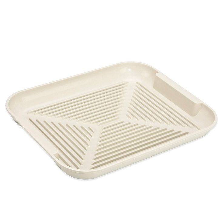 Salt Meals In Minutes Microwave Bacon Grill Beige Microwave