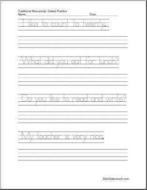 Free Sentence Writing Worksheets #2 | Sentence writing ...