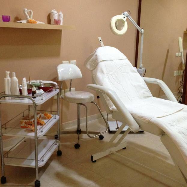 legítimo sala de masaje facial