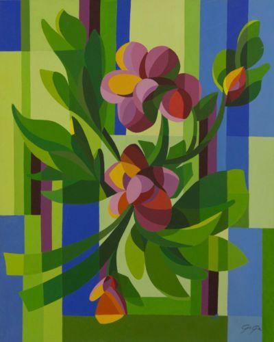 cubism flower - Google keresés