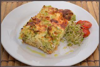 ŐRÜLTEN  JÓ ÉTELEK : Brokkoli és tészta avagy  Ez van. Na és?!