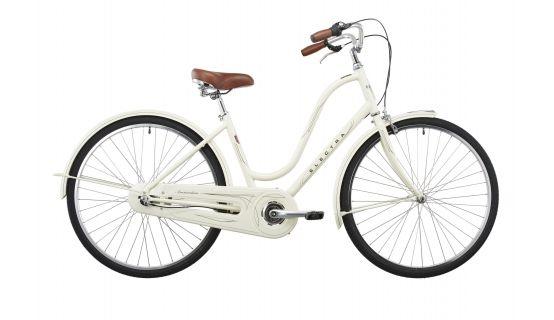 Electra Bike Amsterdam Original 3i - Vélo hollandais Femme - beige