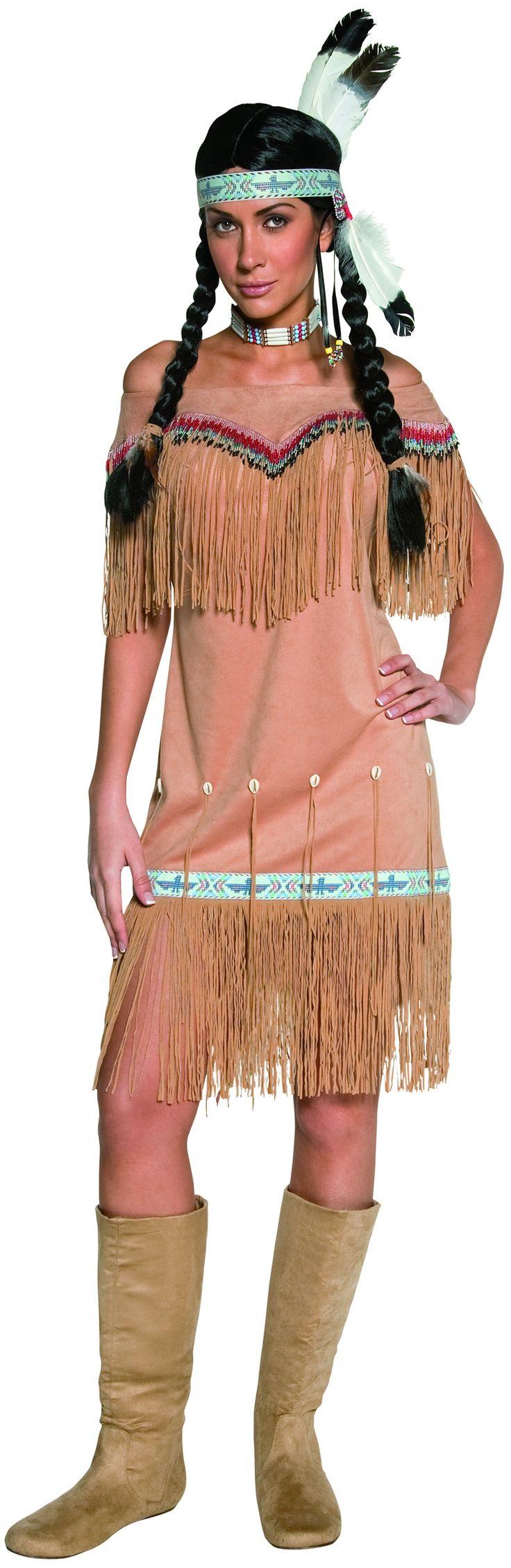 Disfraz de India para mujer Disponible en: http://www.vegaoo.es/disfraz-de-india-para-mujer-bis-bis-bis-bis.html?type=product