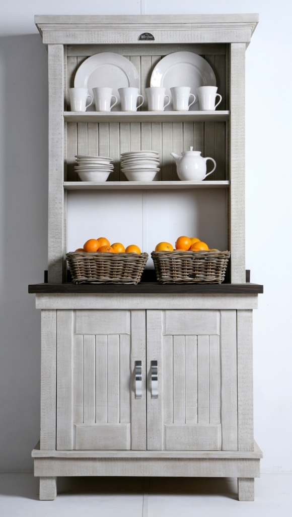 African Allure Coffee Dresser from Milestone Kitchens
