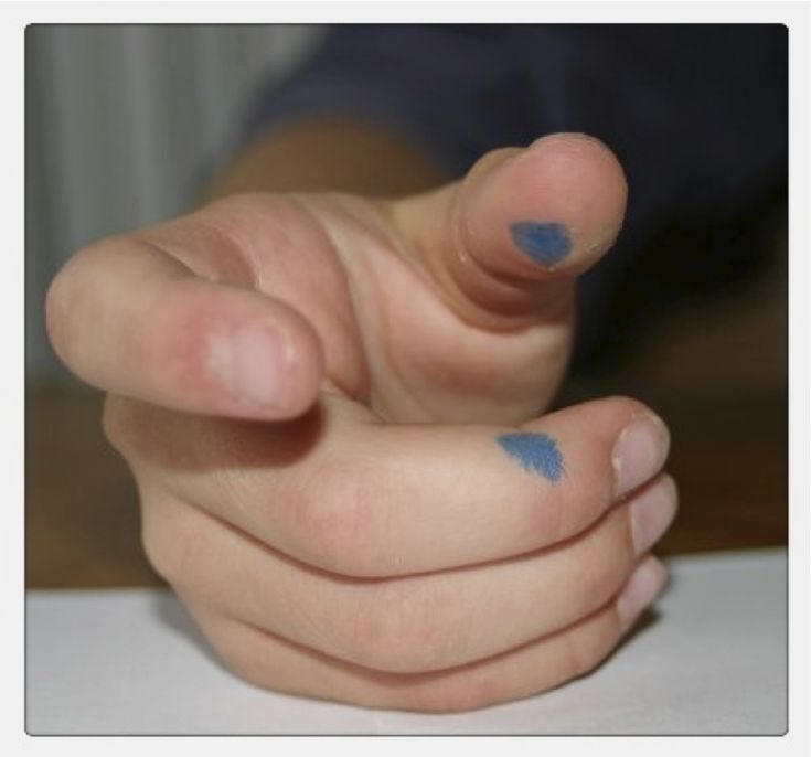 Wonderful ways to correct pencil grip when teaching primaries... also, links to…
