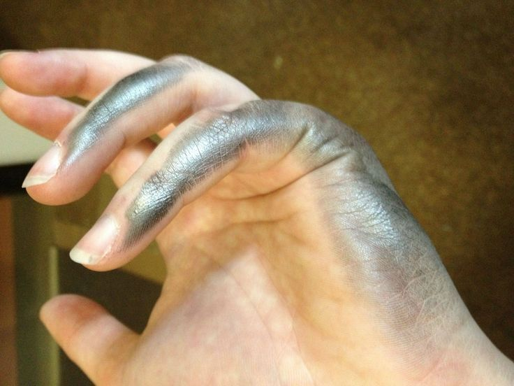 This is a little extreme, but this ALWAYS happens to me because I'm left handed