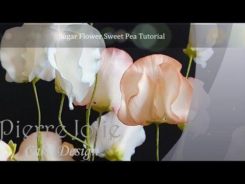 Sweet Pea Tutorial - YouTube
