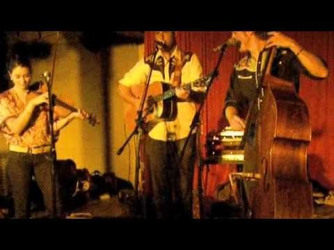Eugene by Free Whiskey String Band @ El Mocambo (Queen's Alumni)