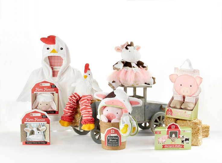 "Coming Soon:  ""Farmhouse Friends"" Collection #babyaspen"