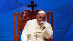 Pope deplores 'genocide' of Christians | ABS-CBN News http://www.abs-cbnnews.com/global-filipino/world/07/10/15/pope-deplores-genocide-christians