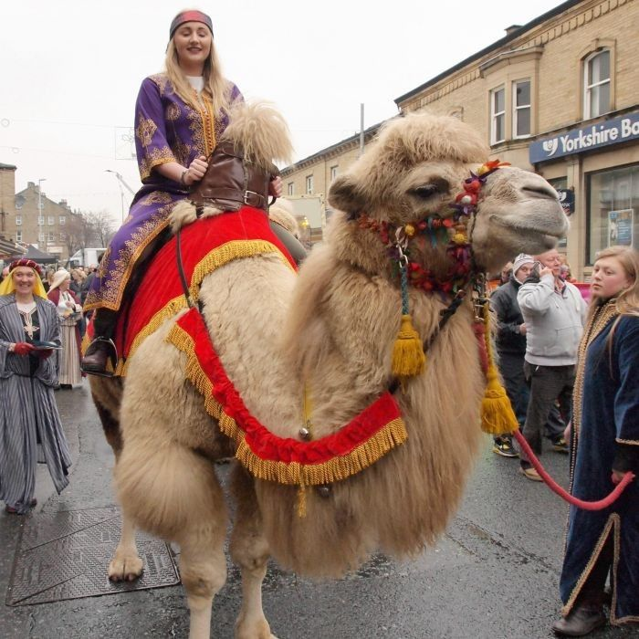 Brighouse Victorian Christmas Festival | Brighouse | Towns & Villages