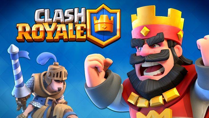 Clash Royale para Android aún no está disponible cuidado con APK falsos