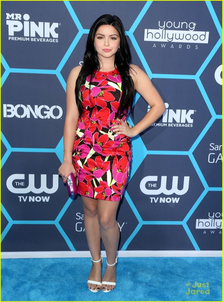 Ariel Winter at the Young Hollywood Awards 2014