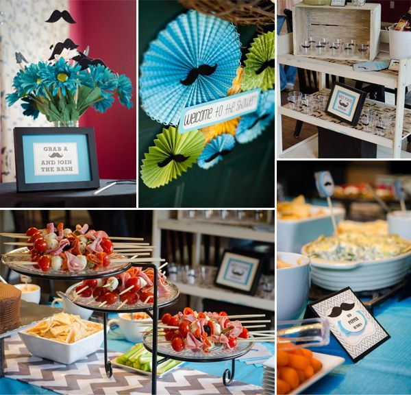 Mustache Baby Shower Ideas Images On Pinterest