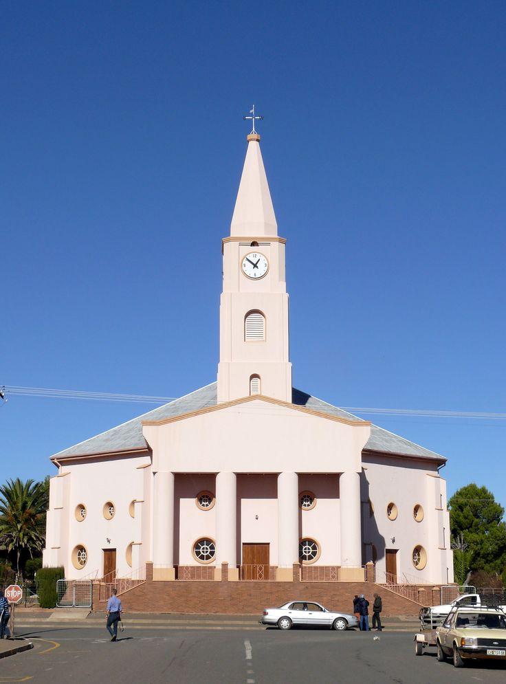 Gebou van die NG gemeente Hofmeyr, Kaapland