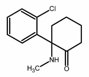 ketamine molecule - Google Search