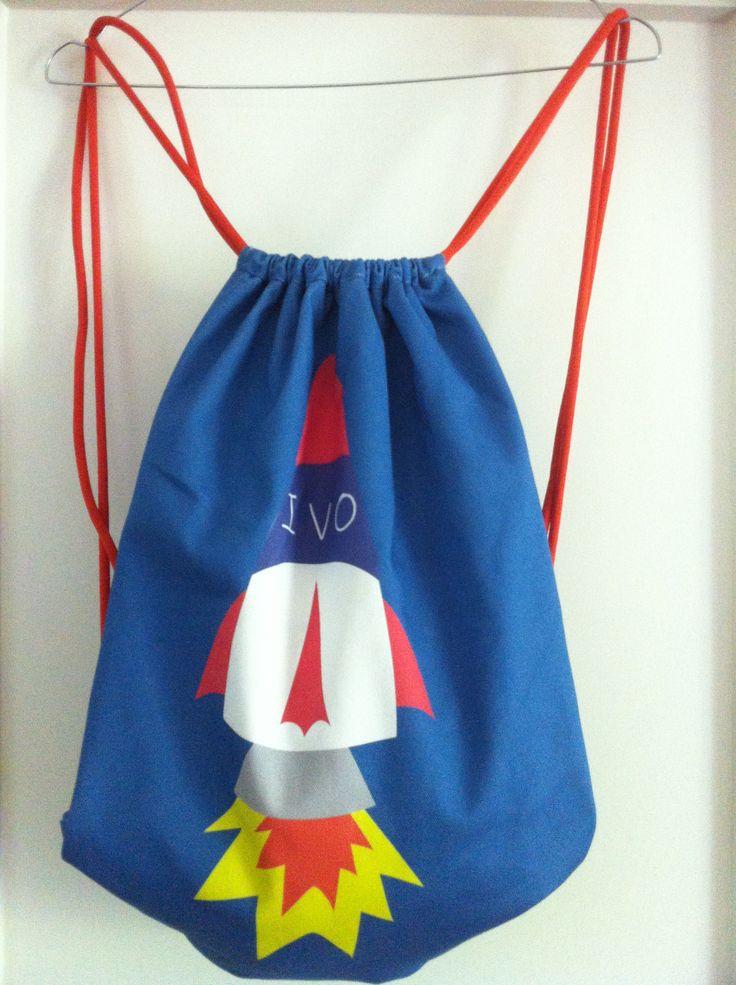 Gym Bag Rocket