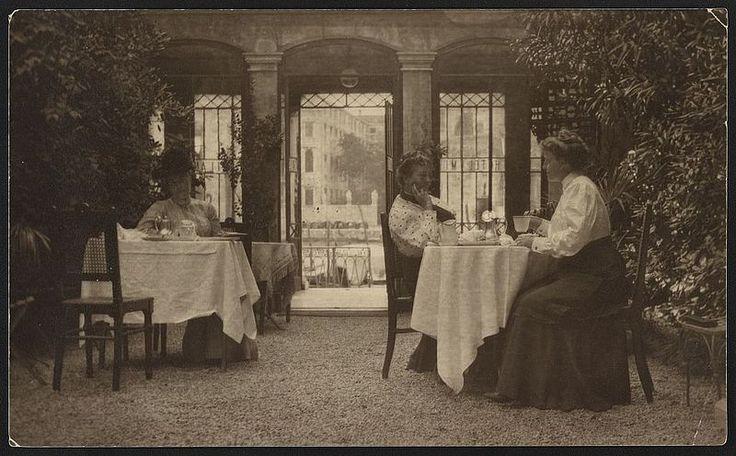 Frances Benjamin Johnson and Gertrude Kasebier
